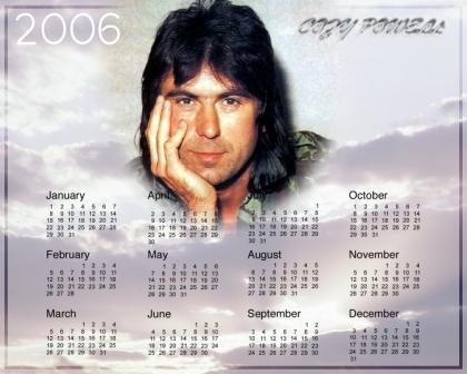 Календарь на 2006 год