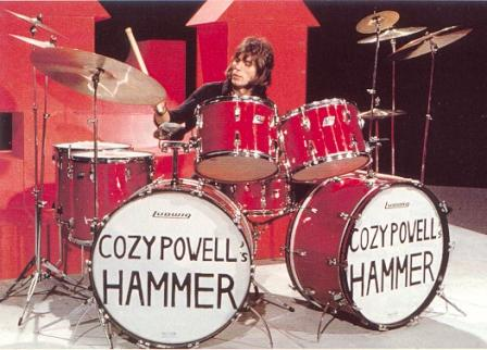 Cozy Powell's Hammer