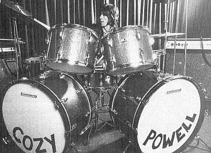 Cozy Powell kit